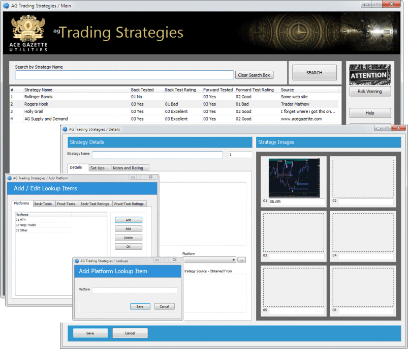 Trading strategies 01